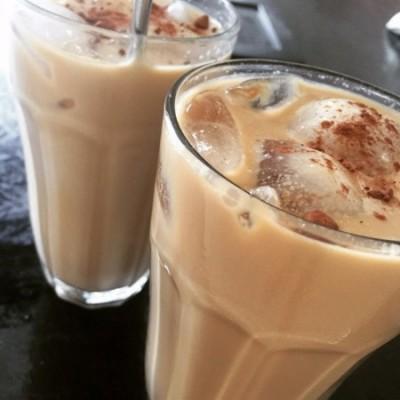 Nem og smagfuld iskaffe