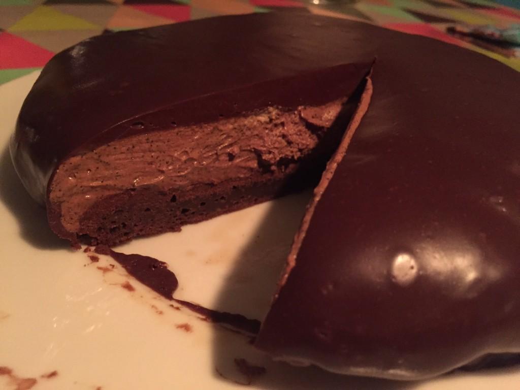 Verdens bedste dessertkage