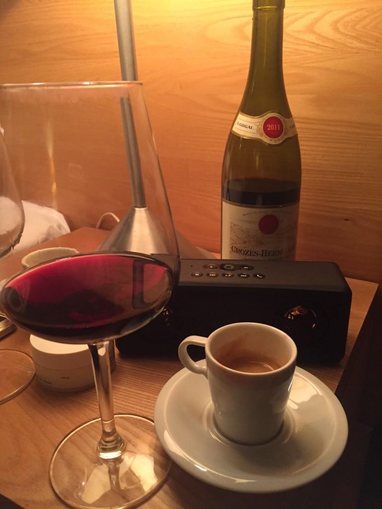 Pinot Noir smagning og kæresteophold