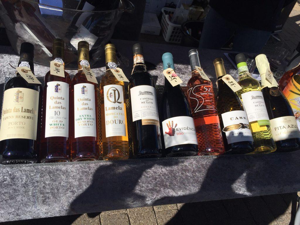 Nordjysk vinfestival i Brønderslev