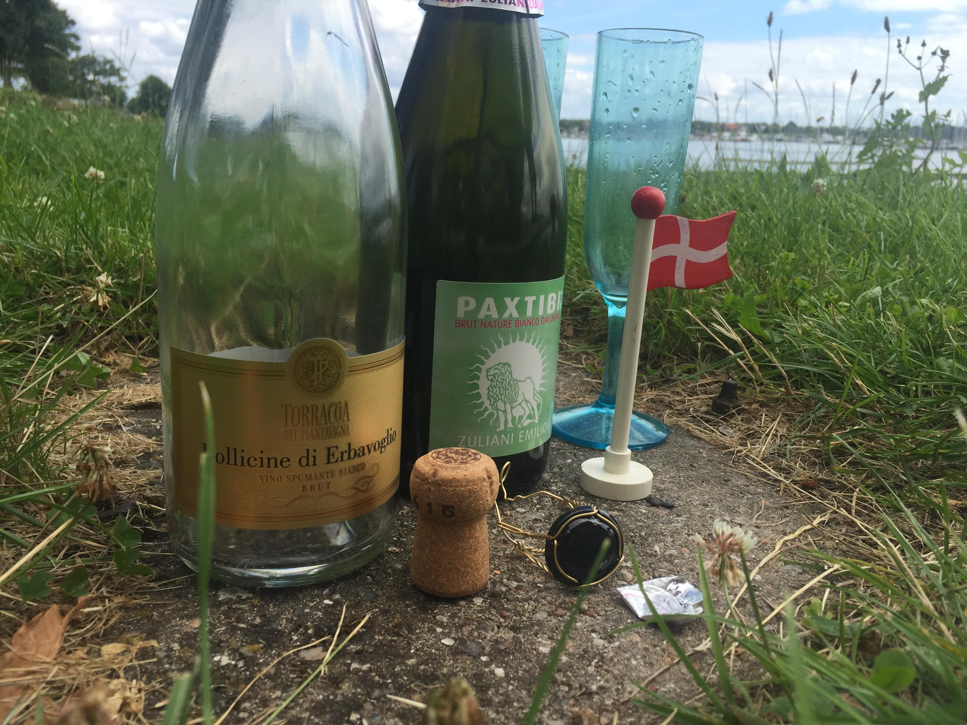 Bryllupsdag – 9 år og en picnic