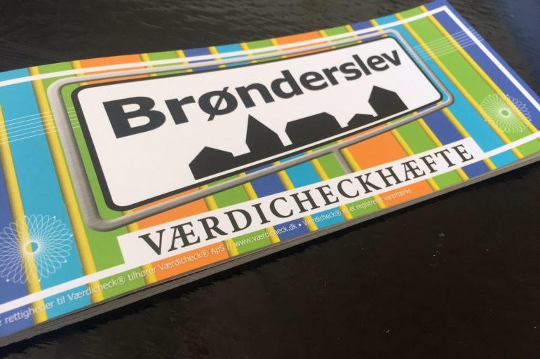 Shopping i Brønderslev