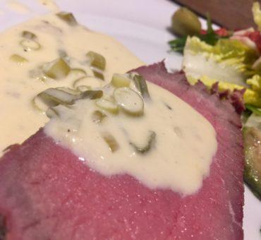 Gorgonzolasauce - vidunderlig cremet og delikat